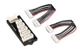XH Board und Balancer Kabel