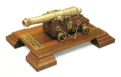 Geschütz/Kanonen-Bausätze
