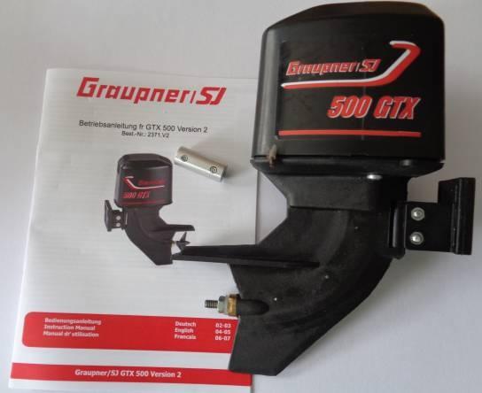 Außenbordmotor GTX 500 ohne Motor