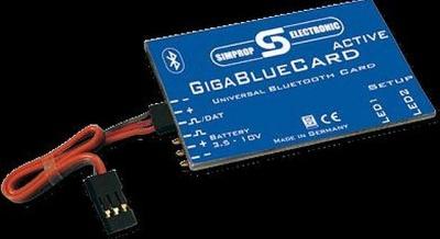 GigaBlueCard active