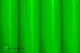 m ORACOVER-Bügelfolie, grün-floureszierend