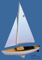 Hansajolle Segelboot (Länge 94 cm)