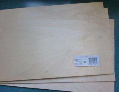 Finnisches Birkensperrholz 3 mm, 30 x 50 cm,