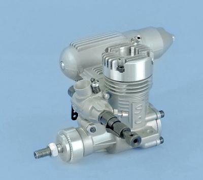 SC 15 A-ABC, 2,5 ccm 2-Takt-Motor, mit Schalldlämpfer