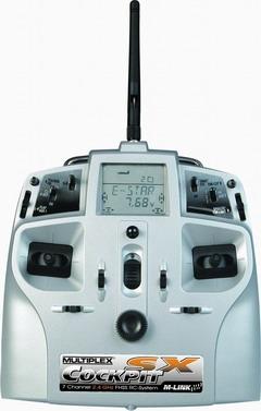 Cockpit SX 2,4 GHz