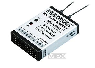 Empfänger RX-9-DR SRXL16 M-Link