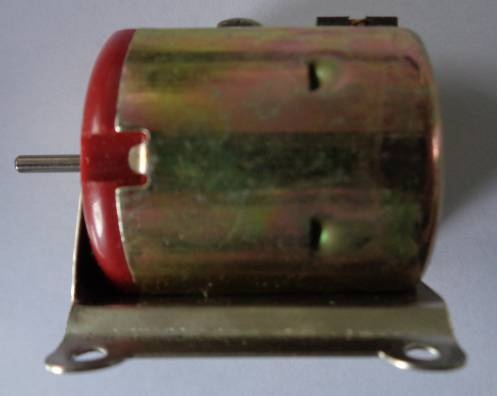 Elektromotor f.Antriebe m. Befestigungsfuß, 3 V, Sonderangeb