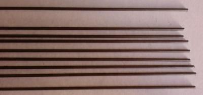 Feder-Stahldraht, extra hart Ø  1,5 mm,  1 m lang