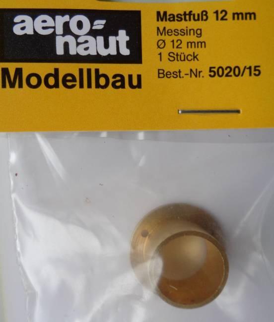Mastfuss Ms 12mm