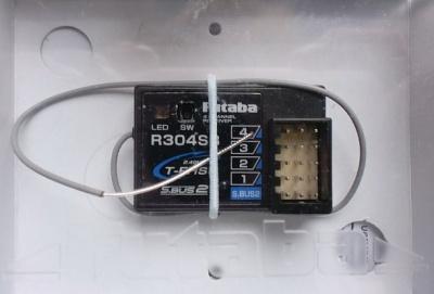 Empf. R304SB 2,4 GHz T-FHSS