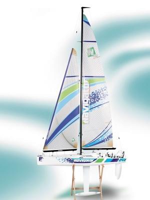 Navigator 870 RTR Segelboot (Länge 87 cm)