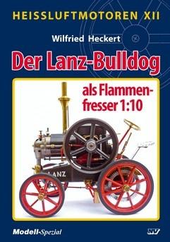 Fachbuch Heißluftmotoren XII