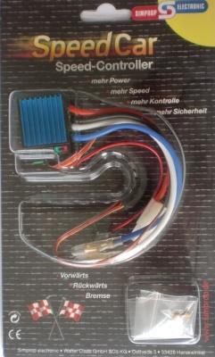SpeedCar 17T   35A
