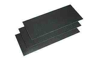 Kohlefaserplatten