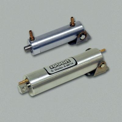 DRUCKLUFTZYLINDER , Ø 12,7 mm, Hub 29 mm, Länge 53,5 mm