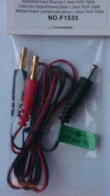 Senderladekabel D 1,3 mm T4YF   -  1 x vorrätig / 1.1.20
