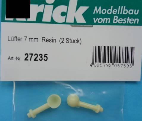 Lüfter 7 mm (2 Stück)