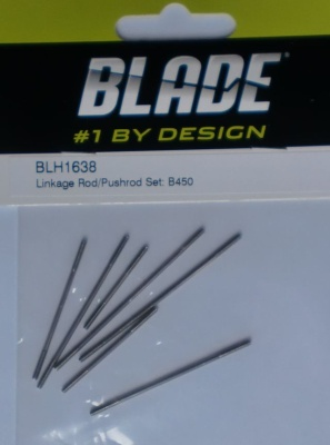 Gestängeset f. Blade 450 3D