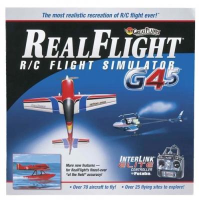 Real Flight G4.5 Mode 1 (rechts) -Sonderangebot - vorrätig-