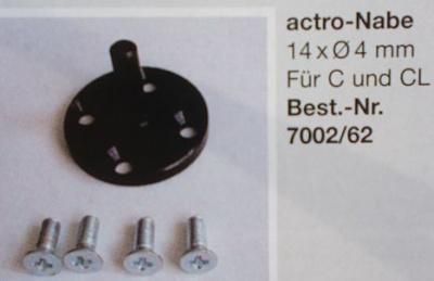 actro-Nabe 14x4mm