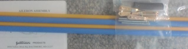 BOWDENZUG 5,0/4,0/910 mm, L/B/H, 2 Stück