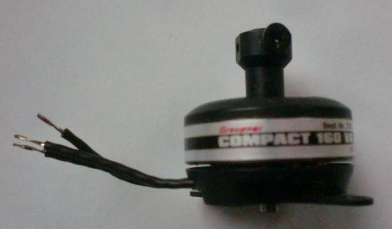 GRAUPNER COMPACT 160VA 7,4V  -Sonderangebot -