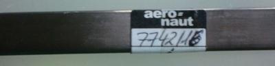 Flachstahl 1 m / 15 x 2 mm, passend f. Messingr. AE774117.