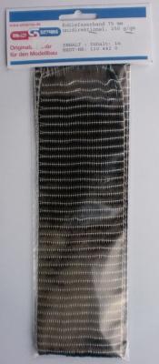 1 m Kohlefaserband 75 mm breit