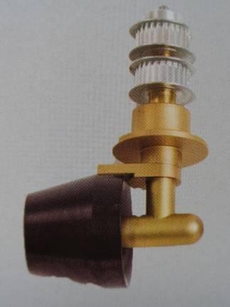 Prazisions-Schottelantrieb 25 mm linkslaufend