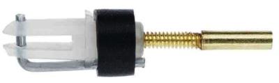 Micro Kunststoff-Gabelkopf mit Löthülse, 2 Stück