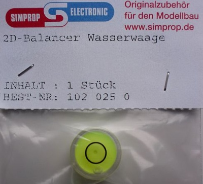 2D-Balancer Wasserwaage
