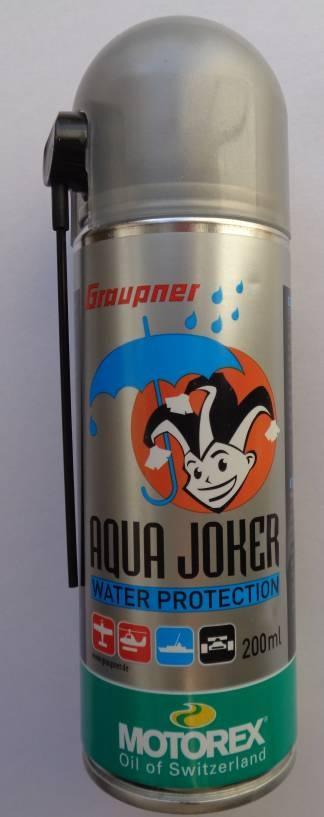 Aqua Joker MOTOREX, 200 ml  - noch 1 x vorrätig /1.1.2021 -