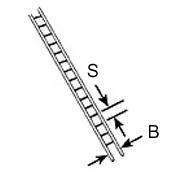 LS-24 Leiter 1:16 (2 Stück)