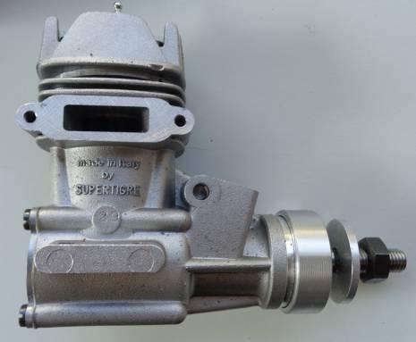 SuperTigre S 29 K W/M ohne Schalldämpfer