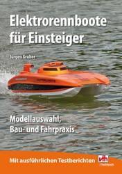 Fachbuch Elektrorennboote für Einsteiger -Neu-