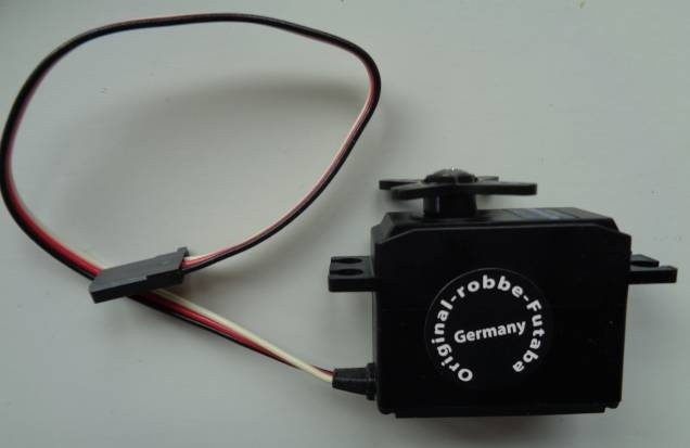 Brushless-Servo BLS 257