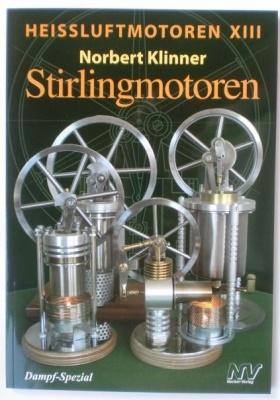 Fachbuch Heißluftmotoren XIII