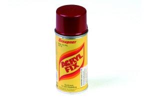 ACRYLFIX rot metallic   150ml