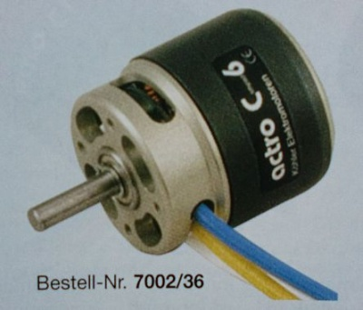actro C6  -BL-Außenläufer -