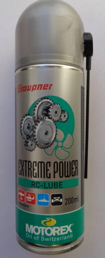 Extreme Power RC-Lube, 200 ml
