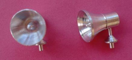 Lautsprecher 14 mm, 2 Stück