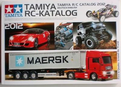 Tamiya RC-Katalog 2012