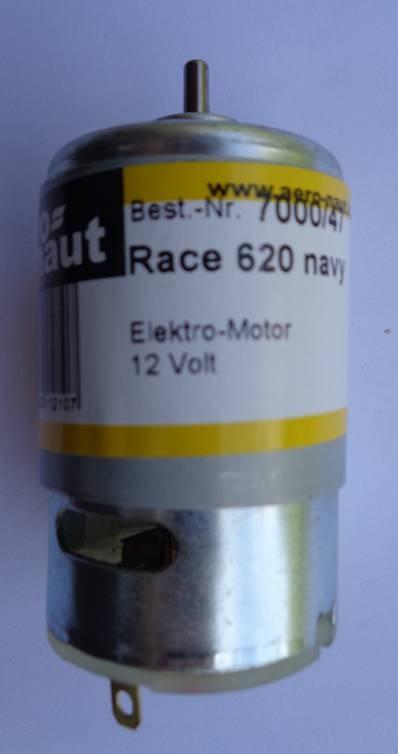 Elektro-Motor, Race 620 navy
