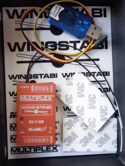 Wingstabi 7 DR M-LINK