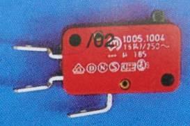 Micro-Schalter 30 A   (Ein-/Aus-Schalter)