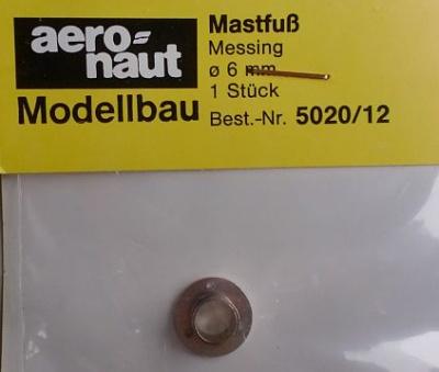 Mastfuss Ms  6mm