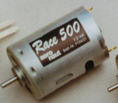 E-Mot. Race 500 7,2 V