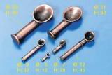 Lüfter Metall brüniert H60mm