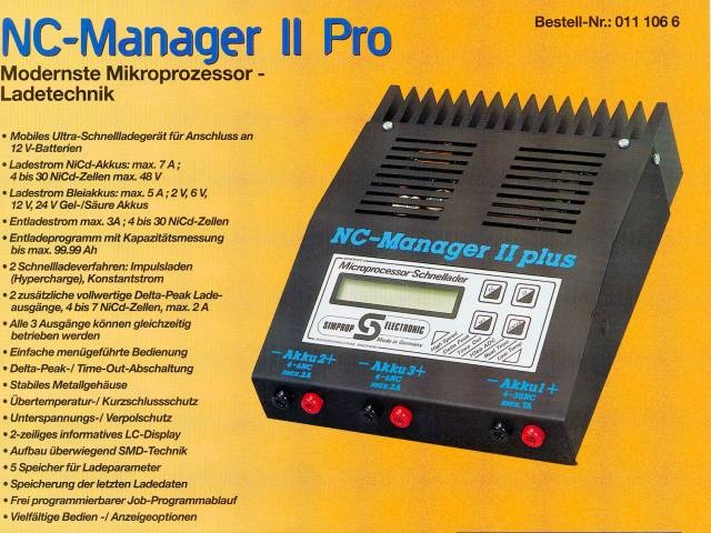 NC-Manager II Plus