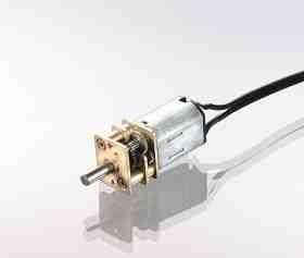 Micro Pile Getriebemotor 6 V,  300 : 1